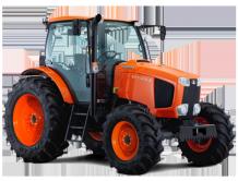 Tractores M135GX-II - KUBOTA