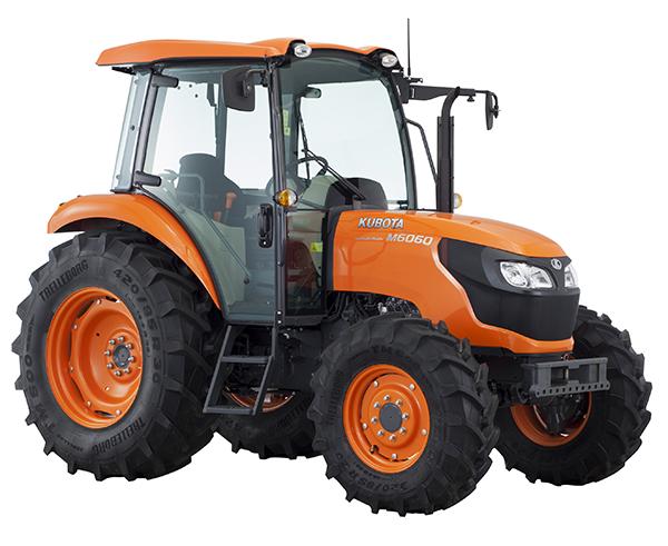 Tractores M6060 DTHQ - KUBOTA