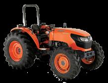 Tractors M8560 DTH - KUBOTA