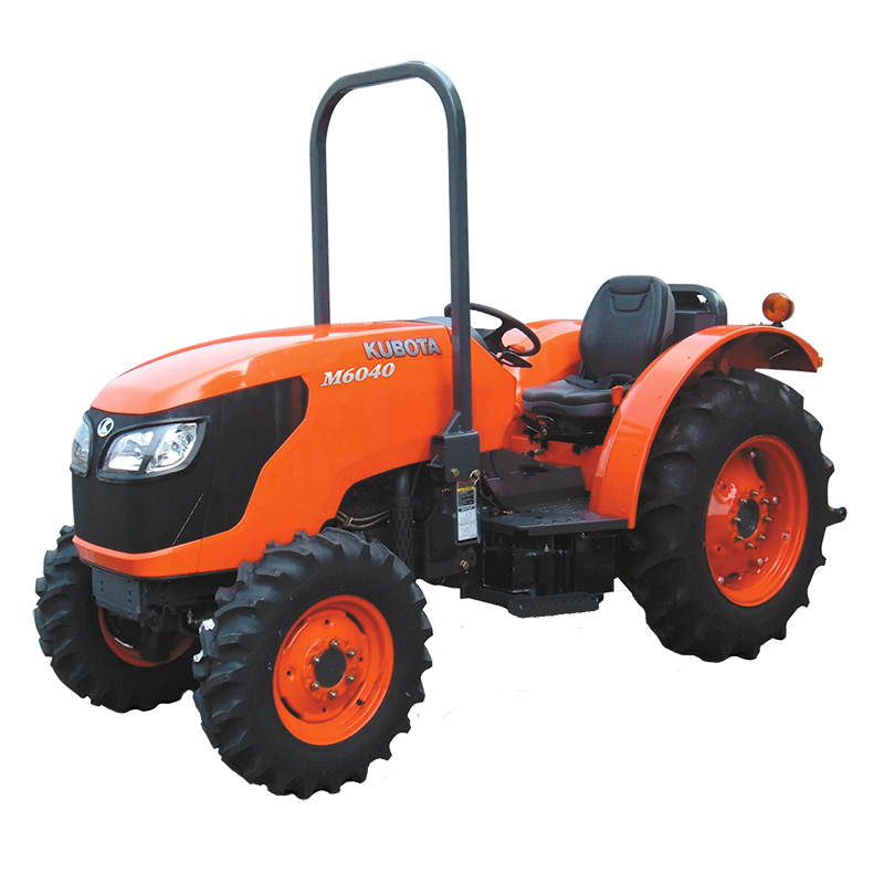 Tractores M6040 DTN - KUBOTA