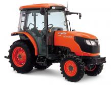 Tractores M7040 DTNQ - KUBOTA