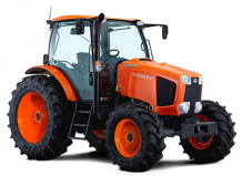 Tractors M128GX-II - KUBOTA