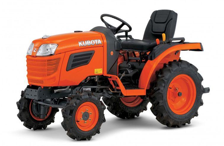 Tractores B1620 - KUBOTA