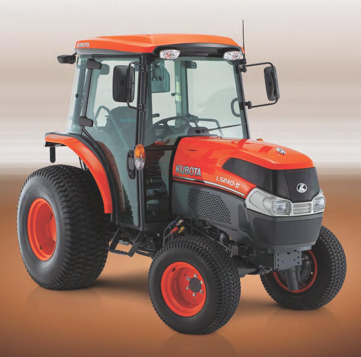 Tractores L5040-II Cabina - KUBOTA