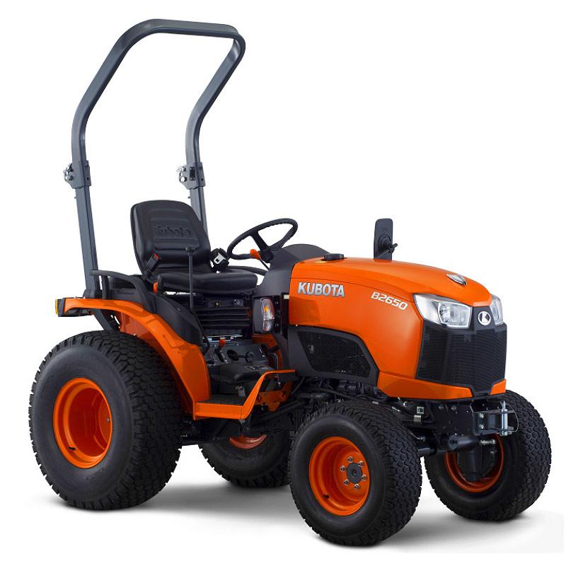Tractores B2650 - KUBOTA
