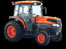 Tractores L4240-II Cabina - KUBOTA