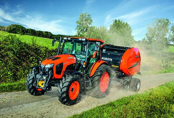 Tractores M5001 - KUBOTA
