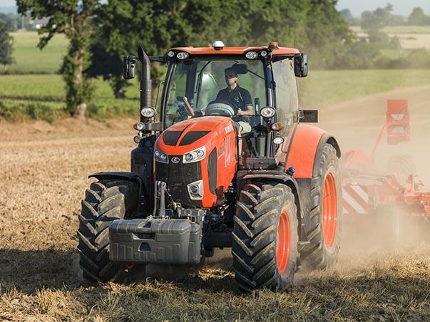 Tractores M7001 - KUBOTA
