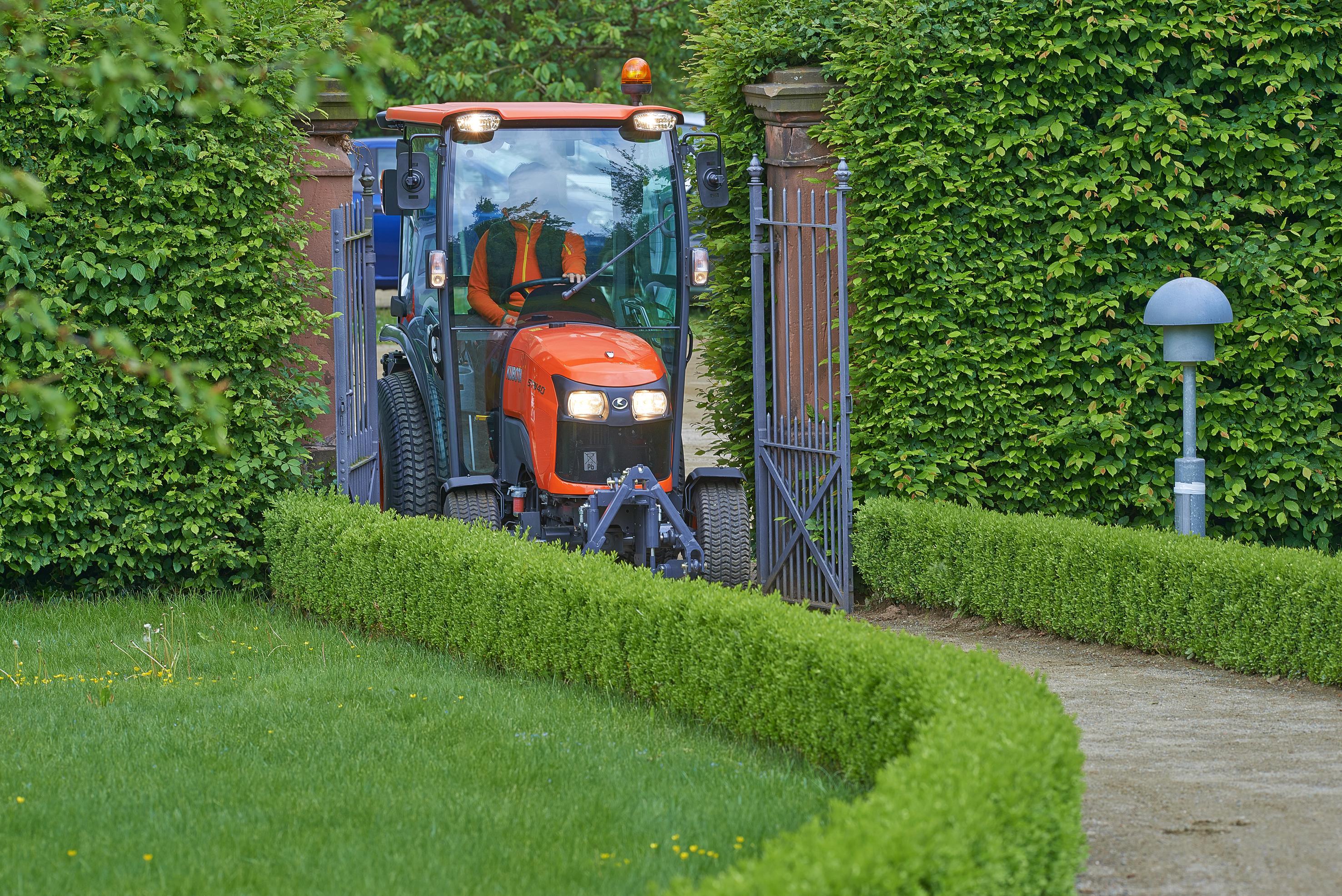 Tractores STW40 - KUBOTA