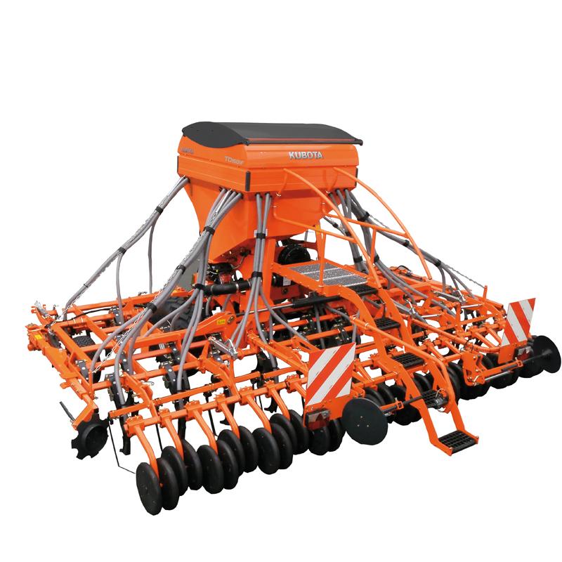 Seeding TD1401F-TD1481F-TD1501F-TD1561F-TD1601F - KUBOTA