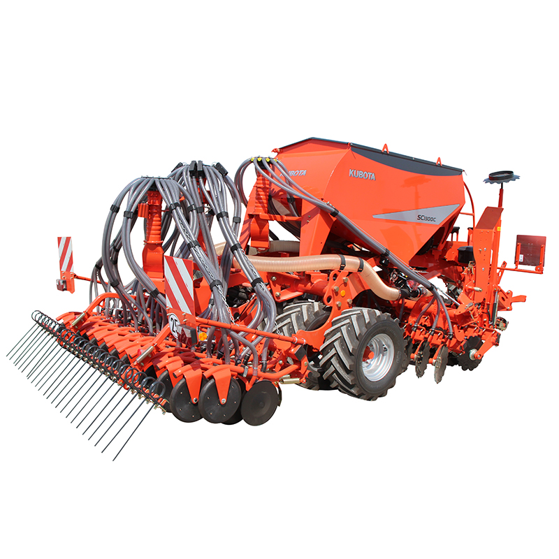 Seeding SC1300-SC1300C-SC1400-SC1400C - KUBOTA