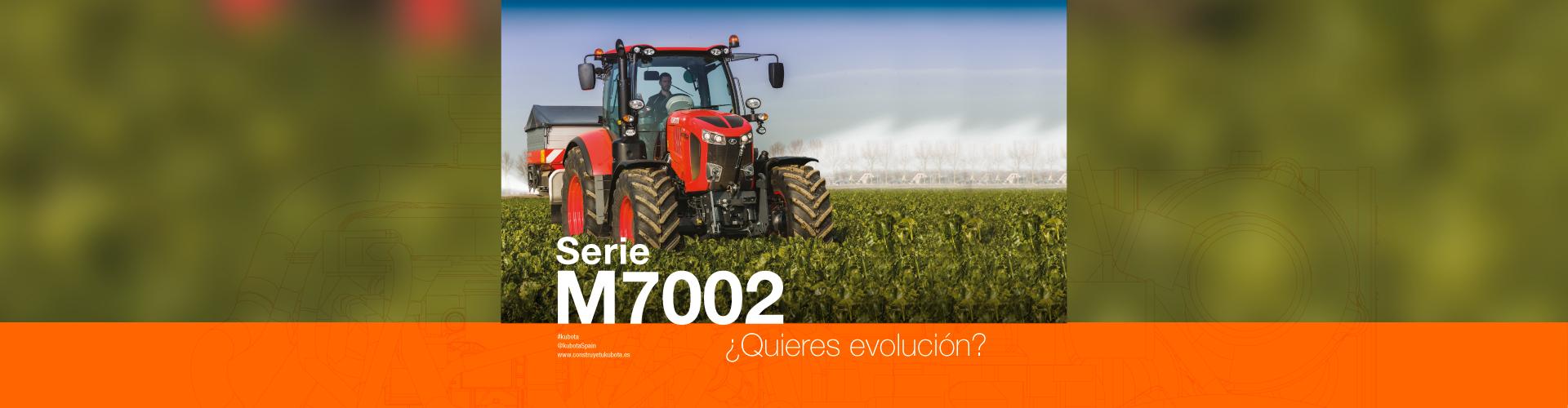 NUEVA SERIE M7002