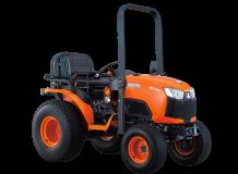 Tractores compactos B2 - KUBOTA