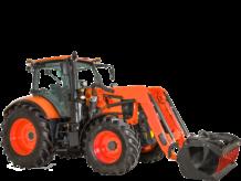 Tractores agrícolas M6121 - KUBOTA