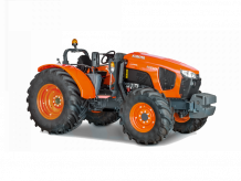 Tractores especiales M5001 Low Profile - KUBOTA