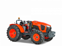 Tractores especiales M5001 Low Profile - KUBOTA