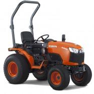 Tractores Compactos B2650 - KUBOTA