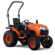 Tractores Compactos B2201 - KUBOTA