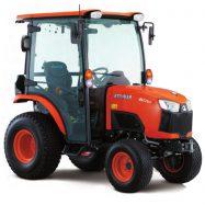Tractores Compactos B2261 - KUBOTA