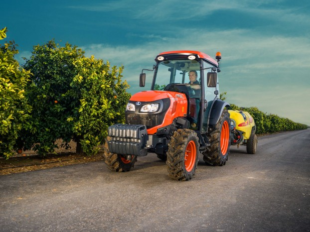 Tractores especialies M5001 Narrow - KUBOTA