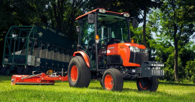 Tractores agricolas B2 - KUBOTA