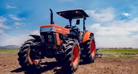 tractor indio Kubota
